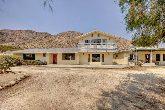 49988 Aspen Drive, Morongo Valley, CA 92256 (MLS #219067874) :: Hacienda Agency Inc