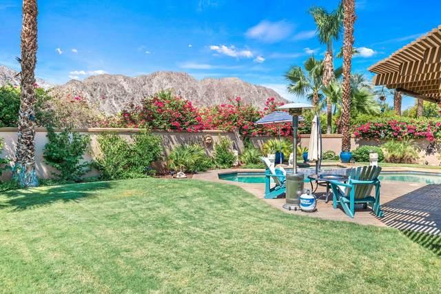 47845 Via Firenze, La Quinta, CA 92253 (MLS #219067899) :: Mark Wise | Bennion Deville Homes
