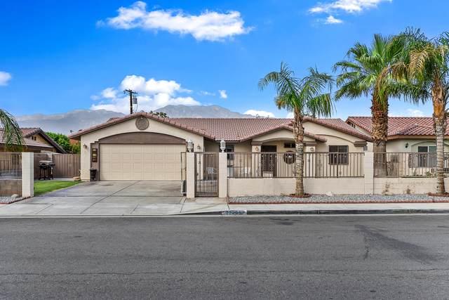 32205 Monte Vista Road, Cathedral City, CA 92234 (MLS #219067907) :: KUD Properties
