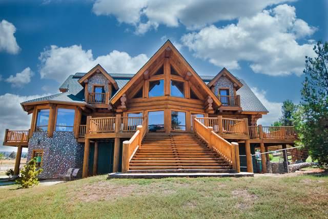 61495 Devils Ladder Road, Mountain Center, CA 92561 (MLS #219067909) :: Mark Wise | Bennion Deville Homes