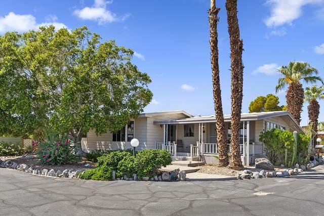 74711 Dillon Road #342, Desert Hot Springs, CA 92241 (#219067910) :: The Pratt Group