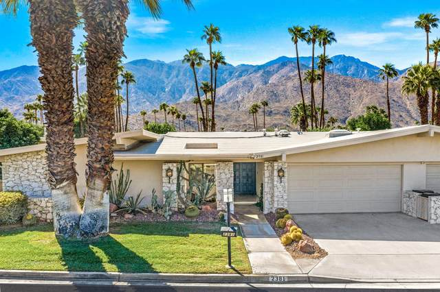 2381 Paseo Del Rey, Palm Springs, CA 92264 (MLS #219067914) :: Mark Wise | Bennion Deville Homes
