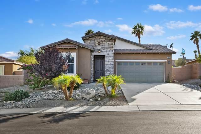 62463 S Starcross Drive, Desert Hot Springs, CA 92240 (#219067925) :: The Pratt Group