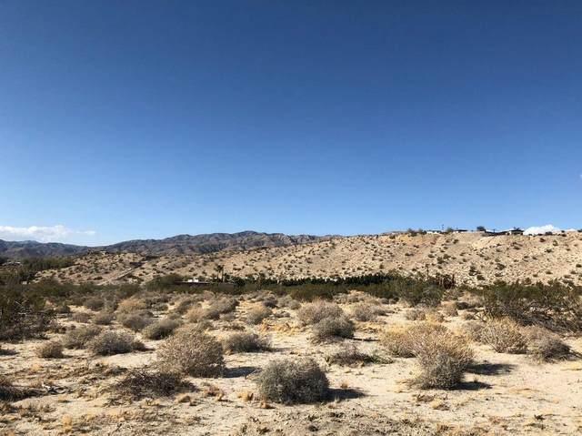 0 2.56 Acres-Marion Road, Desert Hot Springs, CA 92240 (#219067929) :: The Pratt Group