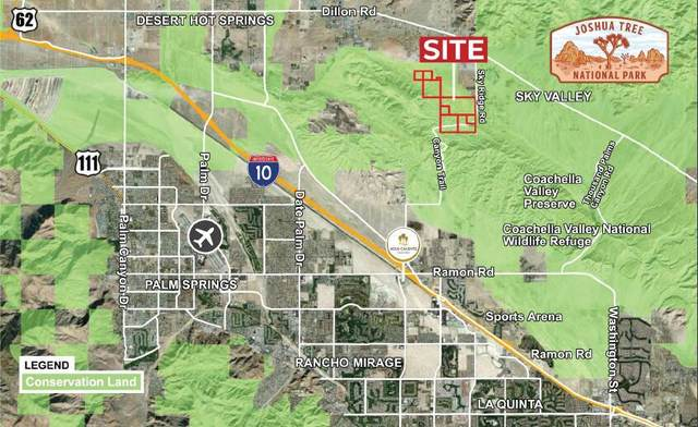 0 Sky Ridge Road, Sky Valley, CA 92241 (MLS #219067931) :: Zwemmer Realty Group