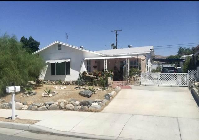 66320 3rd Street, Desert Hot Springs, CA 92240 (#219067938) :: The Pratt Group