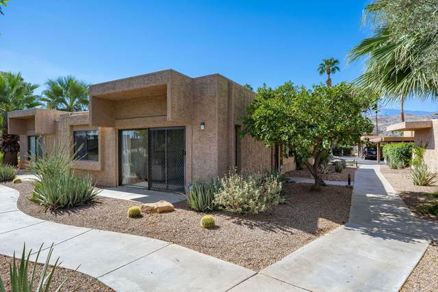 2103 Los Patos Drive, Palm Springs, CA 92264 (MLS #219067948) :: Mark Wise | Bennion Deville Homes