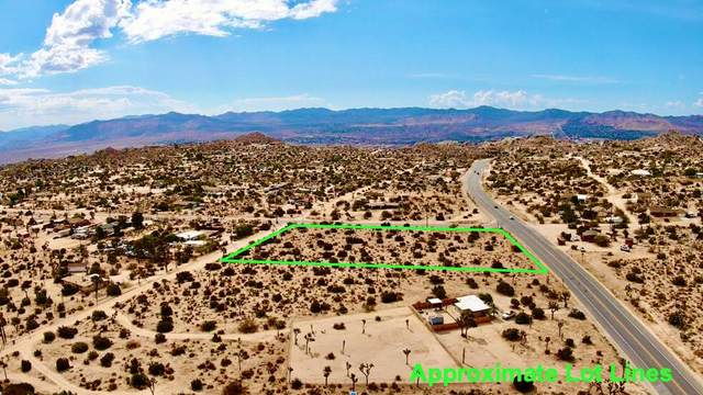 138 Old Woman Springs Road, Yucca Valley, CA 92284 (MLS #219067970) :: Mark Wise | Bennion Deville Homes