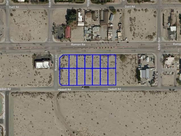 0 Ramon Road, Thousand Palms, CA 92276 (MLS #219067985) :: Lisa Angell