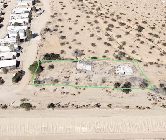 0 Joshua Drive, 29 Palms, CA 92277 (MLS #219067998) :: Mark Wise   Bennion Deville Homes