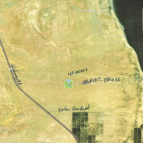 1 40 Acres Raw Land, Westmorland, CA 92281 (MLS #219068013) :: Mark Wise   Bennion Deville Homes