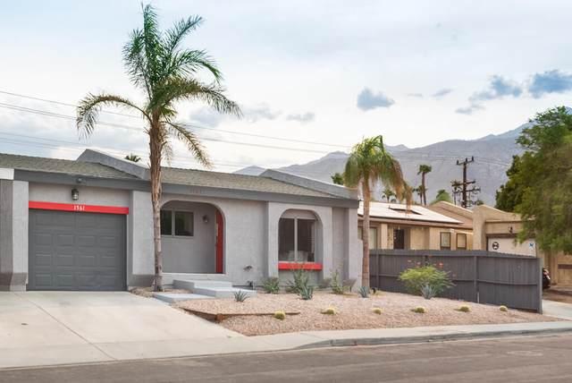 1561 E Twin Star Road, Palm Springs, CA 92262 (#219068084) :: The Pratt Group