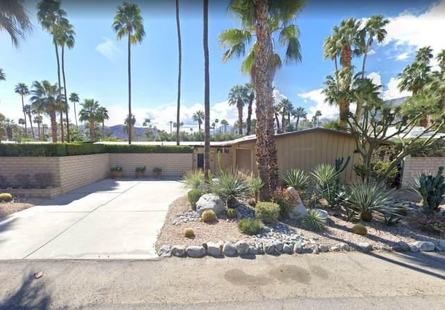 1523 E San Lorenzo Road, Palm Springs, CA 92264 (MLS #219068085) :: Brad Schmett Real Estate Group