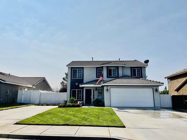 849 Cougar Ranch Road, Beaumont, CA 92223 (MLS #219068104) :: The Jelmberg Team