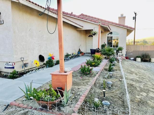 16109 Avenida Merced, Desert Hot Springs, CA 92240 (MLS #219068107) :: KUD Properties