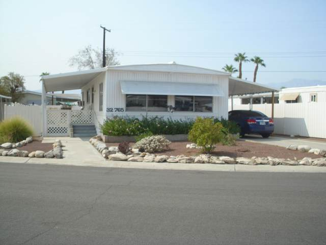 32765 Saint Andrews Drive, Thousand Palms, CA 92276 (MLS #219068119) :: The Jelmberg Team