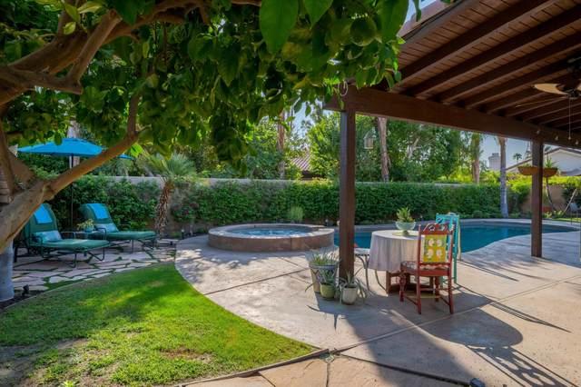 46 Marricopa Court, Palm Desert, CA 92211 (MLS #219068148) :: Brad Schmett Real Estate Group