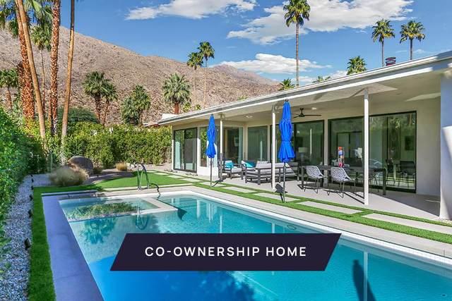 240 W Lilliana Drive, Palm Springs, CA 92264 (MLS #219068189) :: Lisa Angell