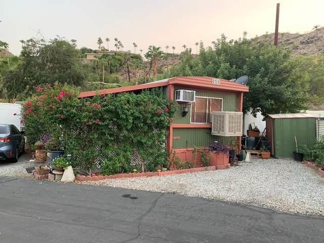 27 Jupiter Street, Palm Springs, CA 92264 (MLS #219068197) :: Lisa Angell