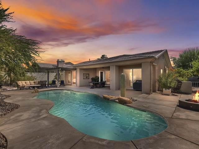 8 Calais Circle, Rancho Mirage, CA 92270 (MLS #219068216) :: Lisa Angell