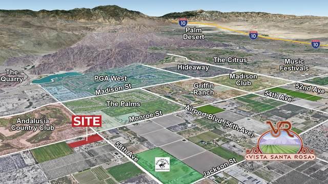 0 Avenue 58 & Monroe St, La Quinta, CA 92253 (MLS #219068221) :: Desert Area Homes For Sale