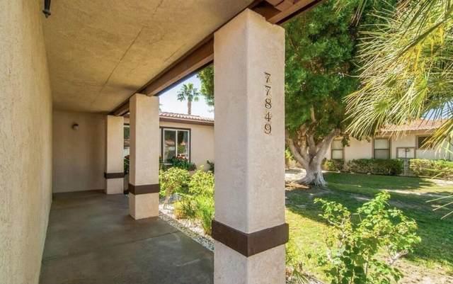 77849 Chandler Way, Palm Desert, CA 92211 (MLS #219068241) :: Lisa Angell