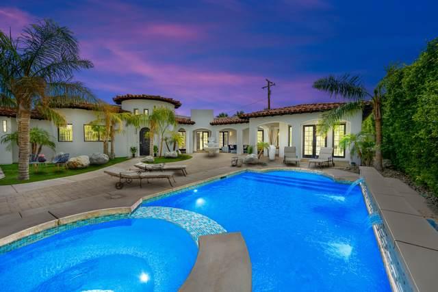 695 W Racquet Club Road, Palm Springs, CA 92262 (MLS #219068254) :: Lisa Angell