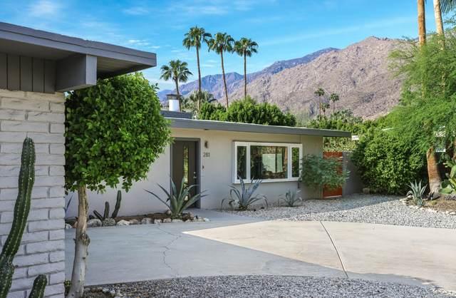 281 Ocotillo Avenue, Palm Springs, CA 92264 (MLS #219068262) :: Lisa Angell