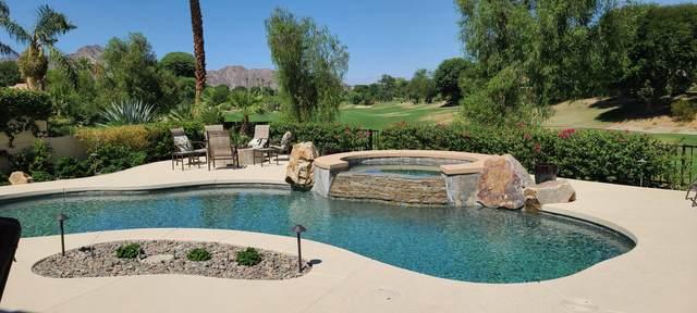 79596 Mission Drive, La Quinta, CA 92253 (MLS #219068269) :: The John Jay Group - Bennion Deville Homes