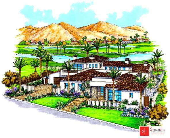 80650 Via Montecito, La Quinta, CA 92253 (MLS #219068291) :: Desert Area Homes For Sale