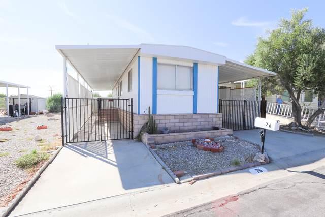 14777 Palm Drive #76, Desert Hot Springs, CA 92240 (MLS #219068432) :: Lisa Angell