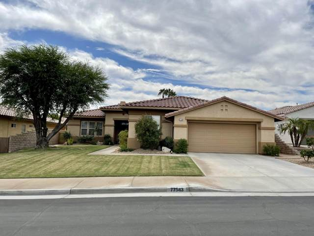 77543 Westbrook Court, Palm Desert, CA 92211 (MLS #219068485) :: KUD Properties