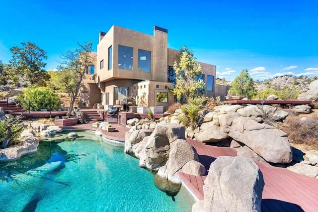 61400 Yucca Road, Mountain Center, CA 92561 (MLS #219068530) :: Lisa Angell