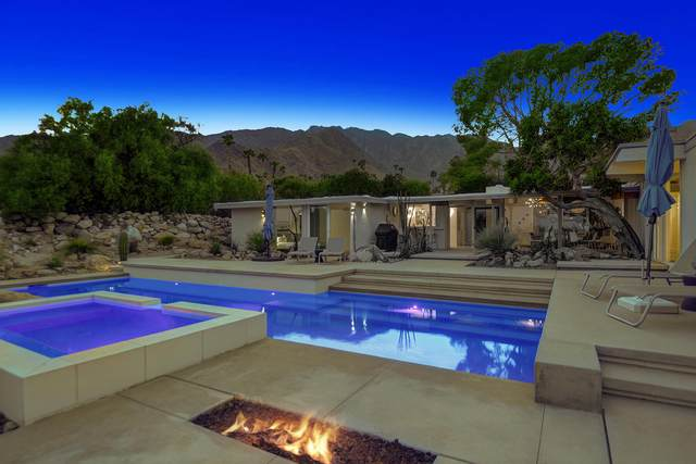990 W Via Olivera, Palm Springs, CA 92262 (MLS #219068534) :: Lisa Angell