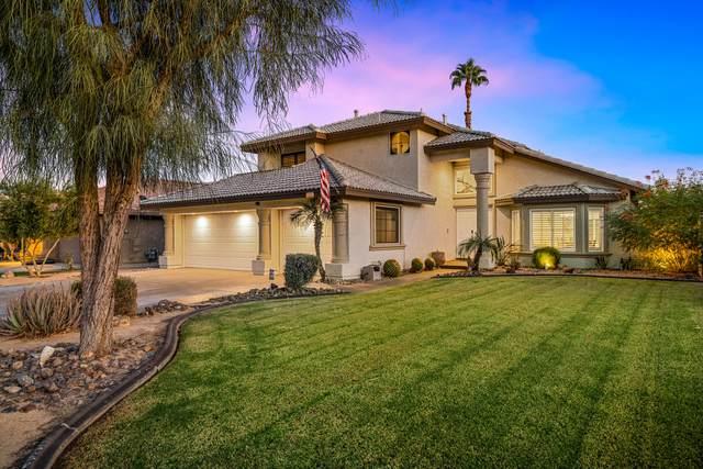 78805 Irwin Circle, La Quinta, CA 92253 (#219068564) :: The Pratt Group