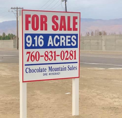 48267 Van Buren, Coachella, CA 92236 (MLS #219068580) :: The Jelmberg Team