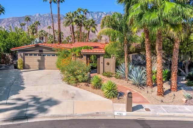 3101 Cambridge Court, Palm Springs, CA 92264 (MLS #219068596) :: Lisa Angell