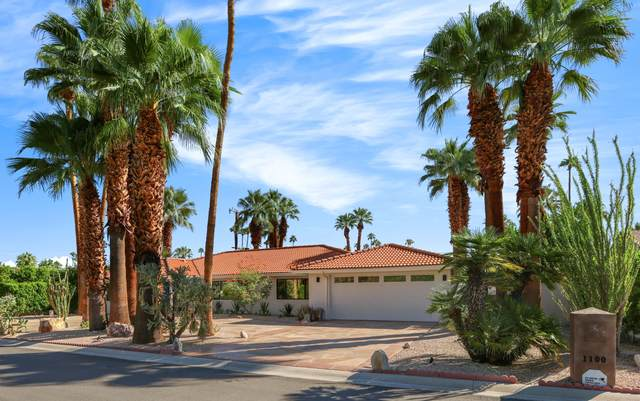 1100 S Manzanita Avenue, Palm Springs, CA 92264 (MLS #219068644) :: The Jelmberg Team
