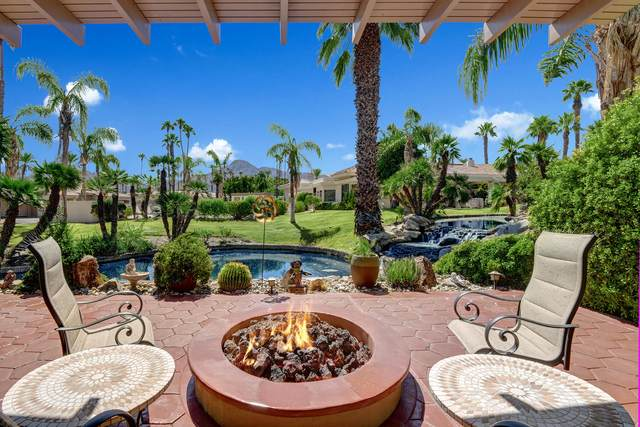 75425 Riviera Drive, Indian Wells, CA 92210 (MLS #219068680) :: Zwemmer Realty Group
