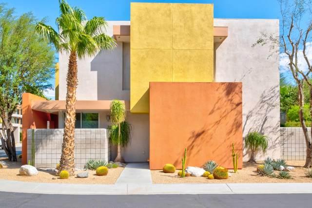 215 Sandy Point Trail, Palm Springs, CA 92262 (#219068691) :: The Pratt Group