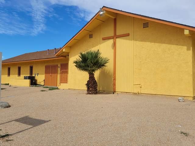 66850 Two Bunch Palms Trail, Desert Hot Springs, CA 92240 (MLS #219068719) :: Lisa Angell