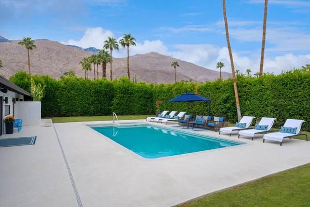660 E Sierra Way, Palm Springs, CA 92264 (MLS #219068774) :: Lisa Angell