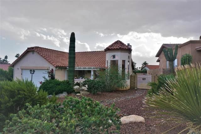 64673 Pinehurst Circle, Desert Hot Springs, CA 92240 (MLS #219068855) :: Zwemmer Realty Group