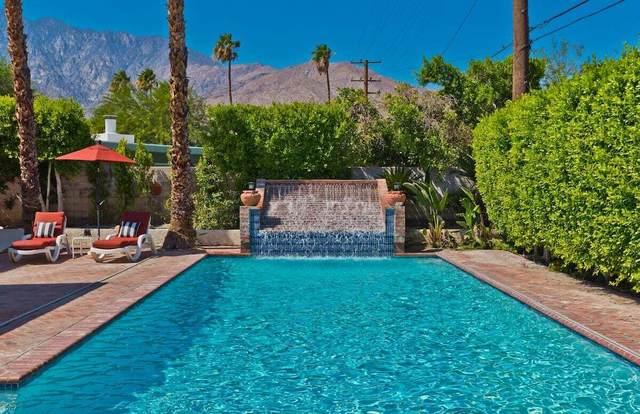 360 W Pico Road, Palm Springs, CA 92262 (MLS #219068907) :: Lisa Angell
