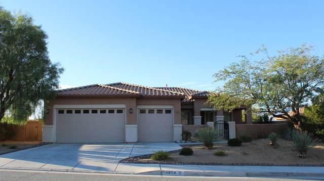 11854 Foxdale Drive, Desert Hot Springs, CA 92240 (MLS #219068917) :: Lisa Angell