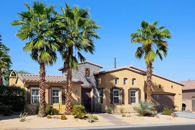 61 Via Santo Tomas Drive, Rancho Mirage, CA 92270 (MLS #219068918) :: KUD Properties