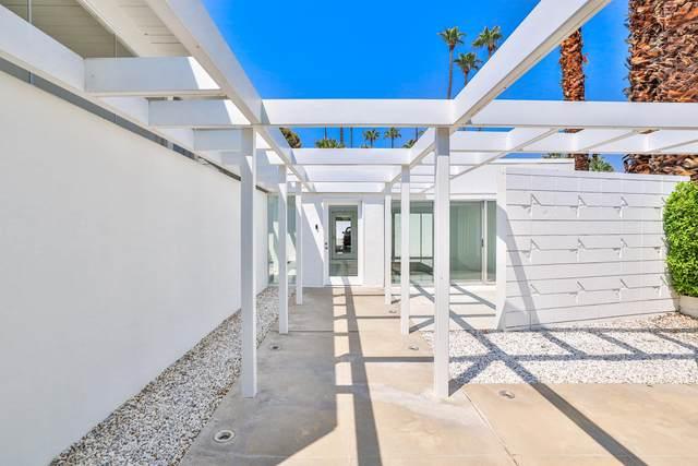 1295 N Via Monte Vista Vista, Palm Springs, CA 92262 (MLS #219068943) :: KUD Properties