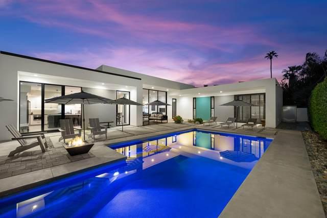 75393 Montecito Drive, Indian Wells, CA 92210 (MLS #219068985) :: Desert Area Homes For Sale