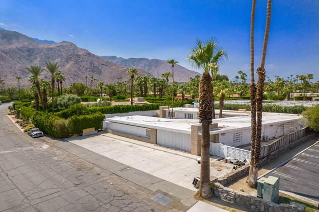 120 W Veredasur, Palm Springs, CA 92262 (MLS #219069010) :: KUD Properties