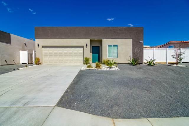 13625 Quinta Way, Desert Hot Springs, CA 92240 (MLS #219069087) :: The Jelmberg Team